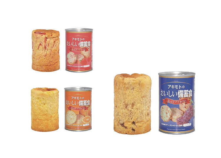 可长期存放的美味柔软面包