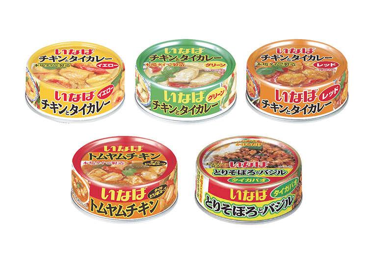 掀起热潮的泰式咖喱罐头