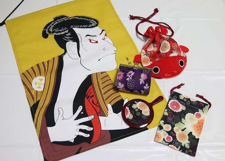 Barangan buatan Jepun membuatkan anda ingin membeli dengan banyak