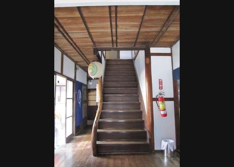 Hotel ala Jepun yang menarik