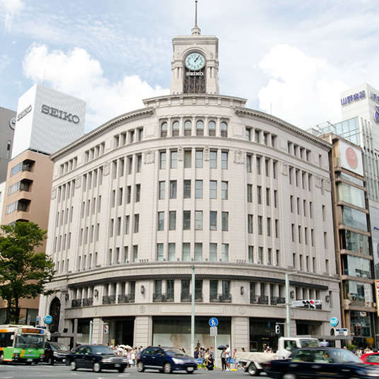 10 steps to become an expert about Ginza and Tsukiji