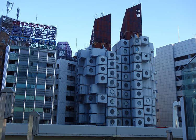 令人吃驚的中銀大廈
