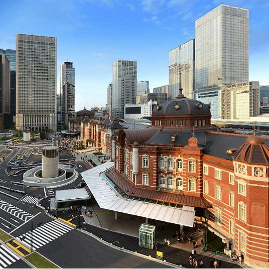 初めての東京駅はこう回ろう!