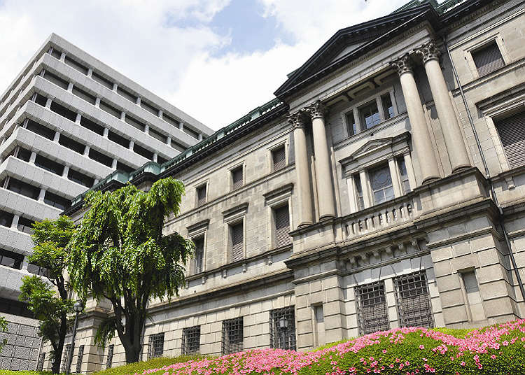 Nihonbashi yang Menyisakan Suasana Zaman Edo