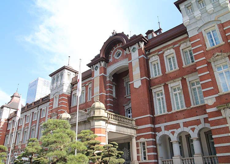 Sepuluh Langkah Untuk Menjadi Ahli Stasiun Tokyo