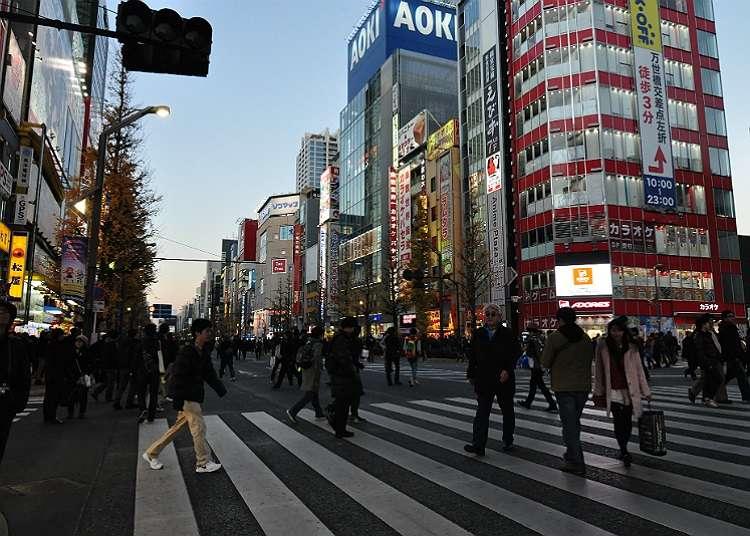Berinteraksi dengan Budaya Anime dan Produk Elektronik di Akihabara!