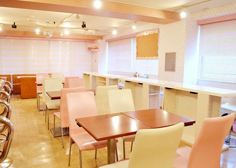 前往能够享受萌文化的老字号女仆咖啡馆