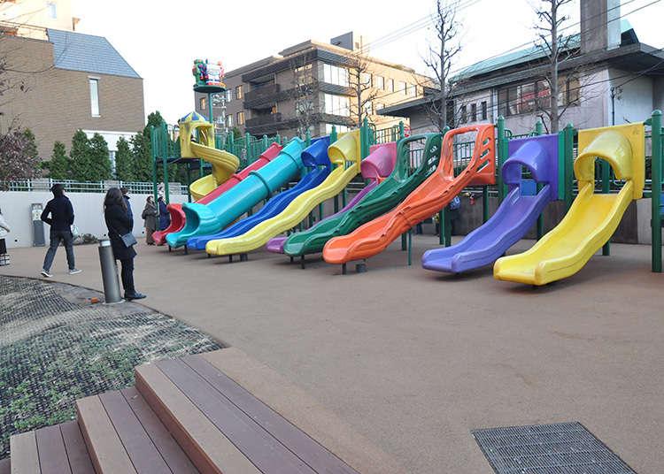로보로보 공원에 가보자