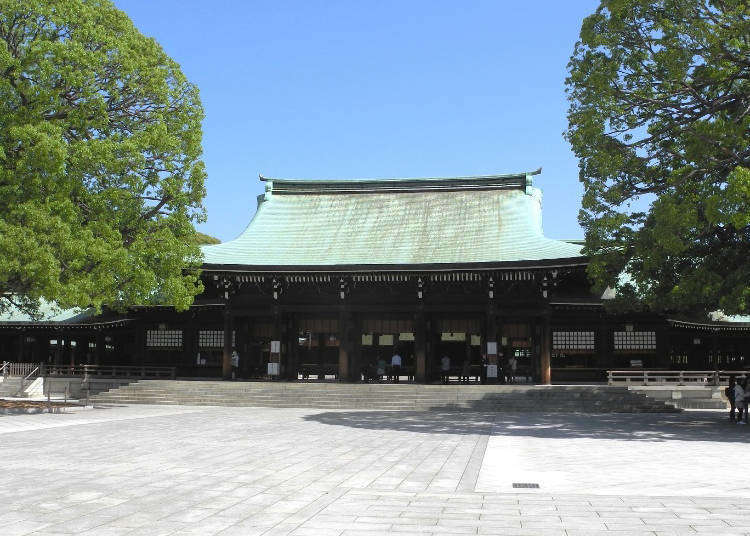 How to pay your respects at Meiji Jingu