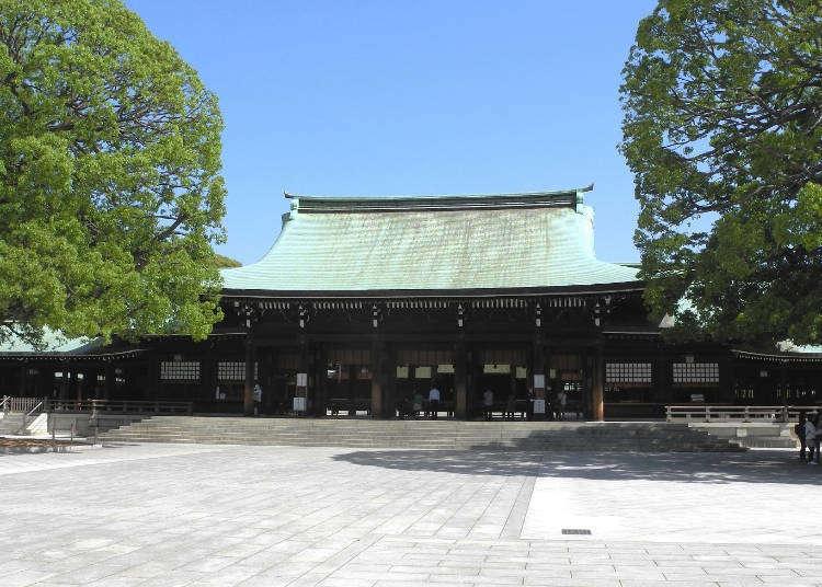 日本首遊族必看!明治神宮的參拜方法