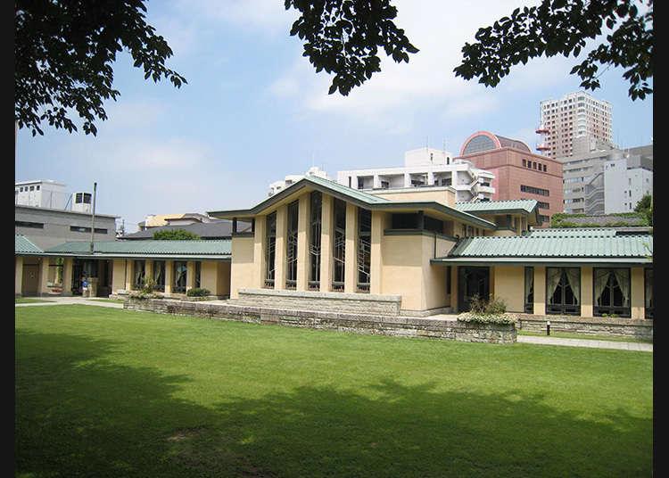 親身體驗看看著名建築師所設計的建築