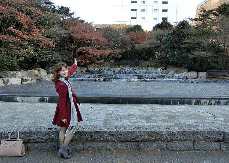 Taman Sentral Ikebukuro Timur