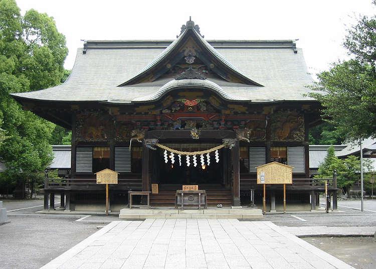 Kuil Chichibu yang Mengisahkan Sejarah