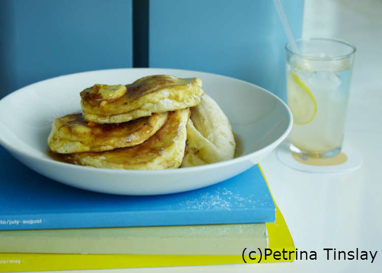 Have the world's best breakfast at bills Shichirigahama