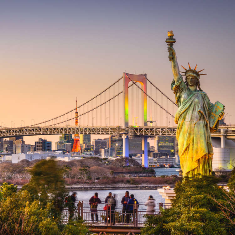 The Top 10 Things to Do in Odaiba