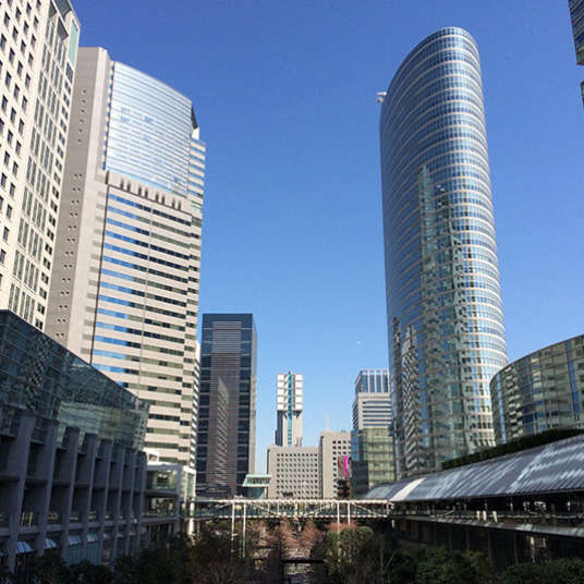 Sightseeing Before Checking-in: A Two-Hour Tour of Shinagawa