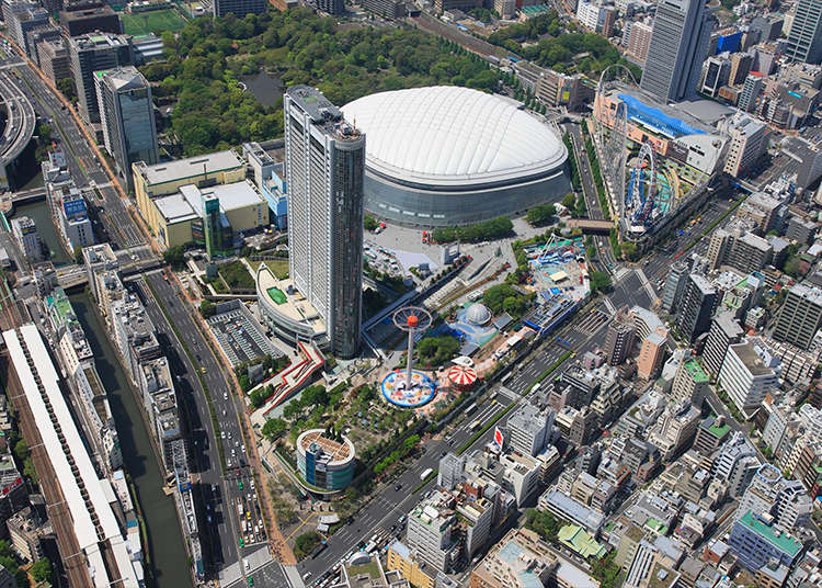Sightseeing Before Checking-in: A Two-Hour Tour of Suidobashi