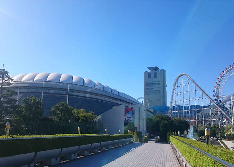 도쿄 돔 시티