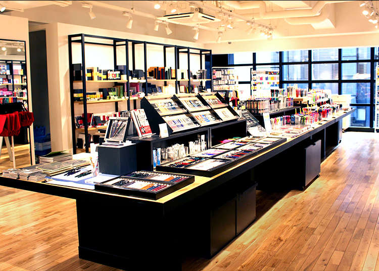 """""""กินซ่า อิโตยะ"""" ร้านเฉพาะเครื่องเขียนที่มีสินค้าครบครันที่สุดในประเทศญี่ปุ่น"""