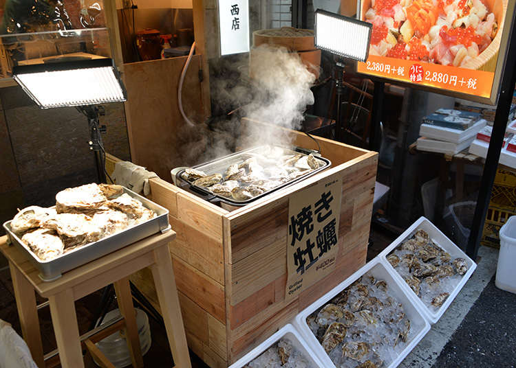 Knowing Japanese food culture