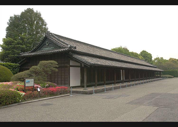 고쿄히가시교엔 정원