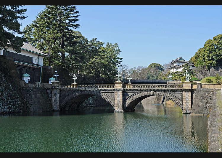 名勝二重橋