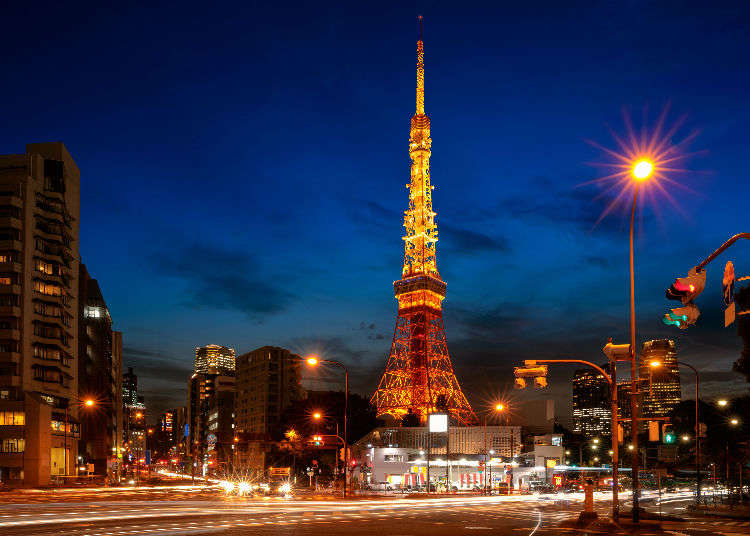 The Evolution of Tokyo Tower