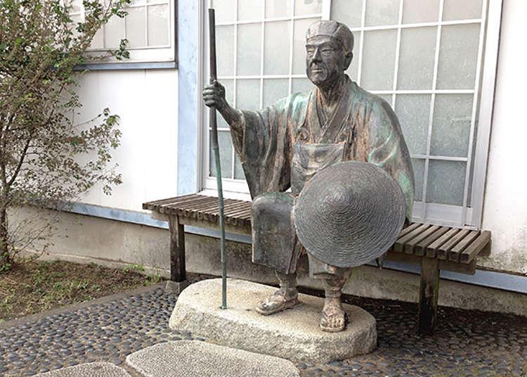 """Perisik Bakufu? Mari kita jejaki kesan peninggalan sejarah """"Matsuo Basho""""!"""