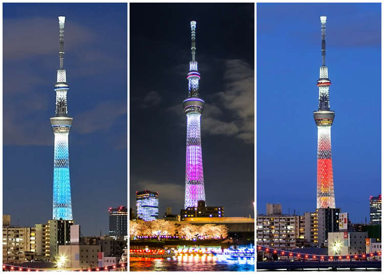 A Thorough look at TOKYO SKYTREE(R)