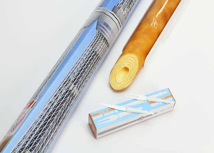 Rekomendasi Oleh-Oleh (2) Long Roll