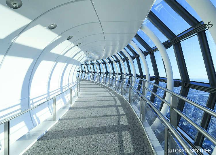 散步在「天望回廊」