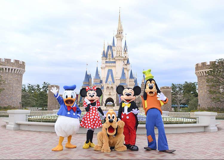 第一次去迪士尼乐园玩的4个窍门