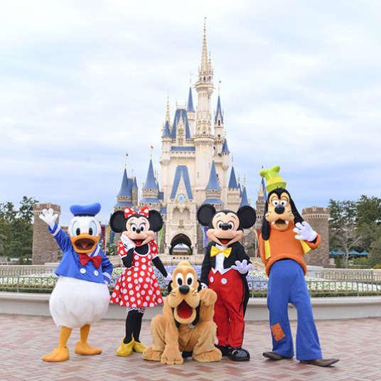 4 tips untuk menikmati Tokyo Disneyland buat kali pertama