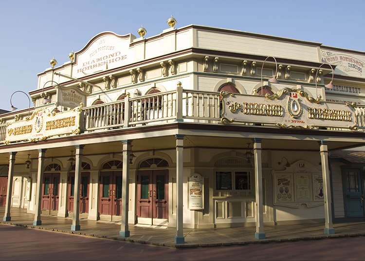 """The Diamond Horseshoe"""