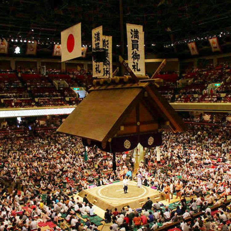 盡享日本國技!首次前往相撲觀戰