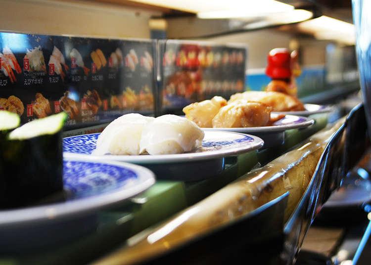 The History of Rotating Sushi