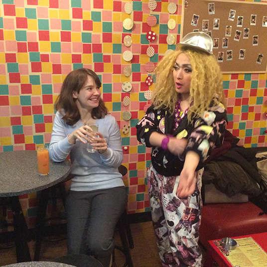 LGBTQにフレンドリーな新宿二丁目