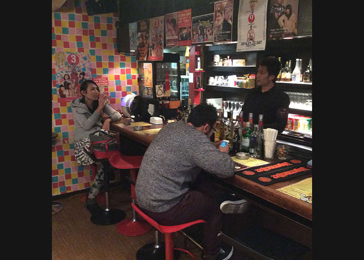 Minuman Rekomendasi di Campy! Bar
