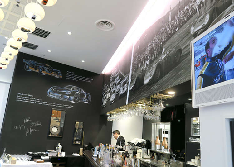 Be Fascinated by the Cafe's Playful Mood and Quickly become a Fan!