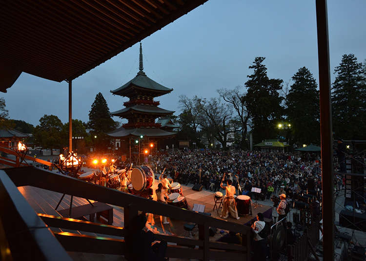 Narita Taiko (drum) Festival