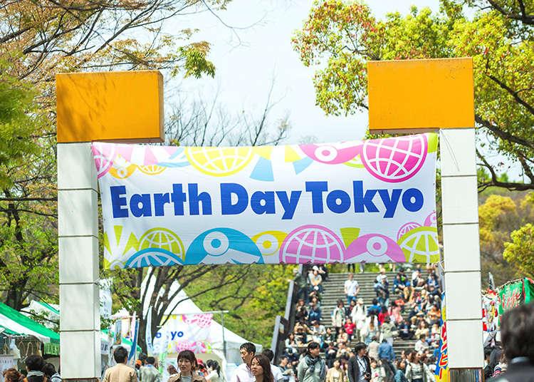 Earth Day Tokyo 2016 (Hari Bumi Tokyo 2016)