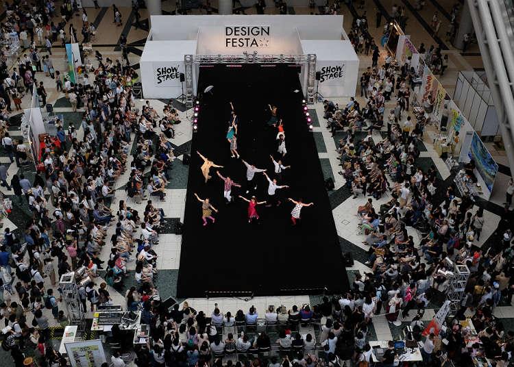 "Aktiviti kesenian terbesar, ""INTERNATIONAL ART EVENT DESIGN FESTA"""