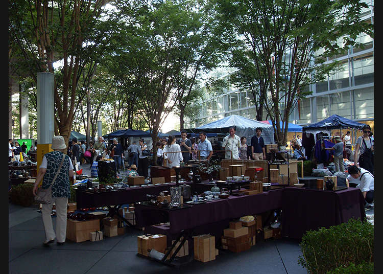 """Oedo Antique Market"""