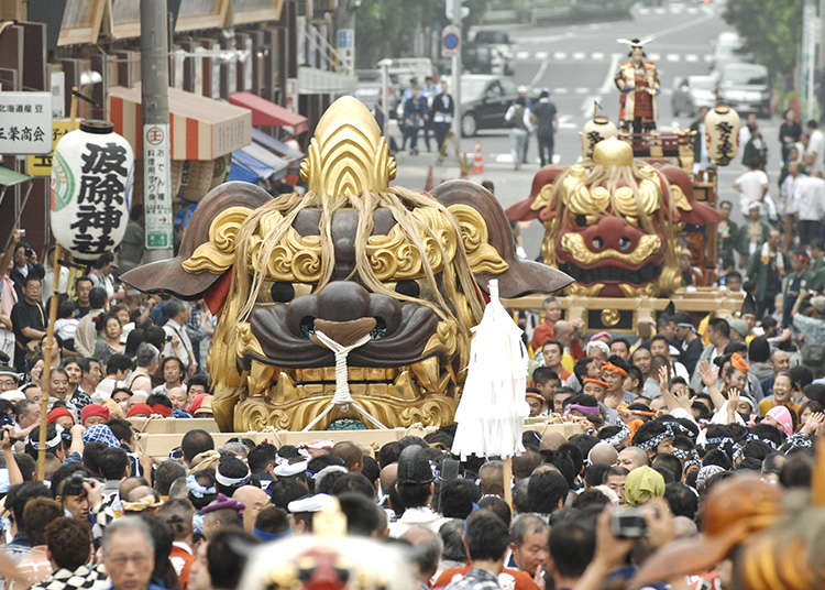 Jika Anda Berada di Tokyo, Jangan Lewatkan Festival Musim Panas!