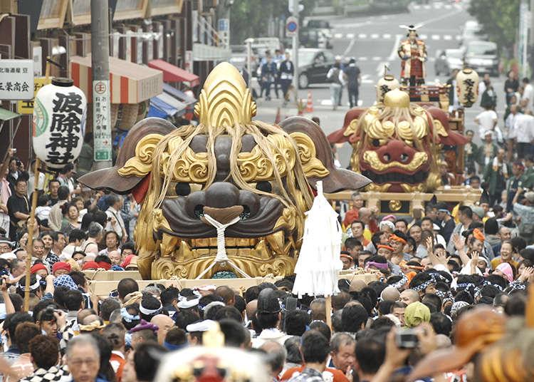 เทศกาลฤดูร้อน หากคุณอยู่โตเกียวล่ะก็ เราอยากให้คุณได้ไปเห็น!