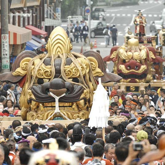 在东京一定要看的夏日祭!