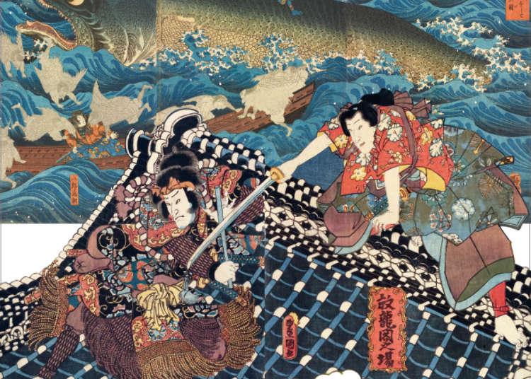 東京6月及7月的5場精選展覽會與美術展