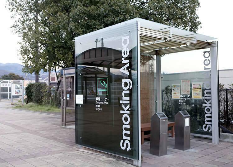 ร้านกินดื่มที่มีทั้งพื้นที่ให้สูบบุหรี่และห้ามสูบบุหรี่