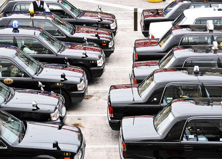 想更加活用方便的計程車!