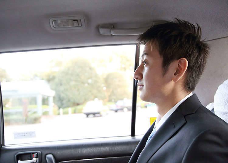 搭乘計程車的方法